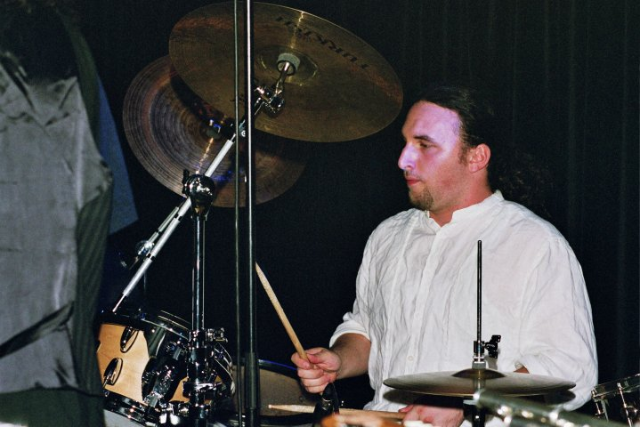 Please welcome Yatziv Caspi, Ahvak's faithful drummer