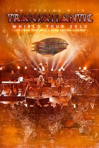 Whirld Tour 2010by Transatlantic