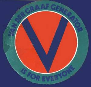 Promo Sticker - VDGG is for everyone