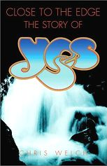 Chris Welch - Story of Yes book
