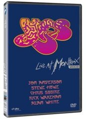 Yes Live in Montreux DVD - 2003/2007