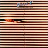 Brand-X Unorthodox Behaviour released 1976 recorded 1974