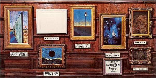 ELP - Pictures at an Exhibition