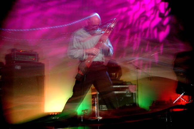 Tony Levin at Nearfest 2001