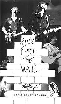 Pink Floyd - The Wall - Recorded live in Earls Court