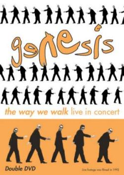Genesis - The Way We Walk - Double DVD 1992