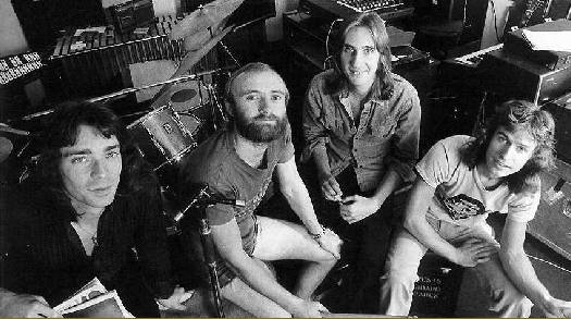 Genesis a Trick of the tail Sessions 1975