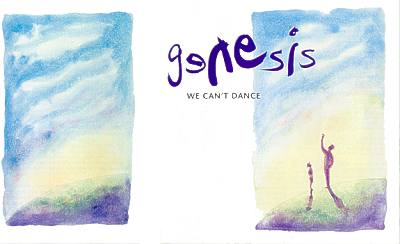 Genesis - We Can't Dance 1991
