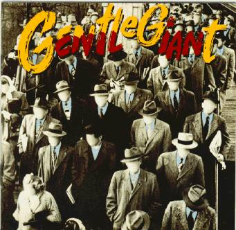 Gentle Giant - Civilian - 1980