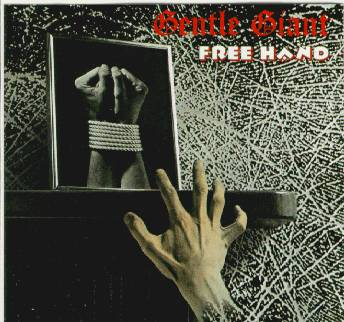 Gentle Giant - Free Hand 1975