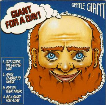 Gentle Giant - Giant For A Day - 1978