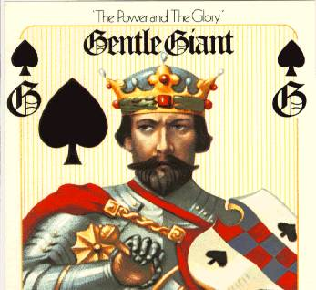Gentle Giant - The Power and The Glory (1974)