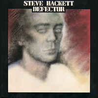 Steve Hackett Defector 1980