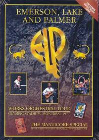 ELP - Works Orchestral Tour DVD