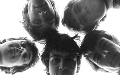 חמשת החברים, כולל בוב קלוז שפרש אחרי 1965
