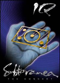 IQ Subterranea DVD