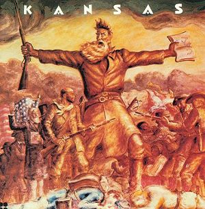 Kansas Self-Titled Album - 1974