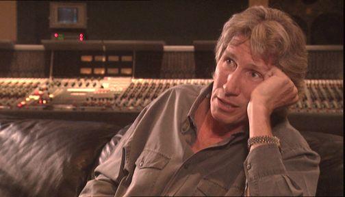 רוג'ר ווטרס מתראיין לסרט התיעודי על סיד בארט