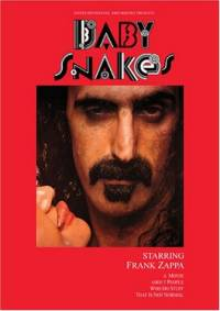 Zappa Baby Snakes DVD