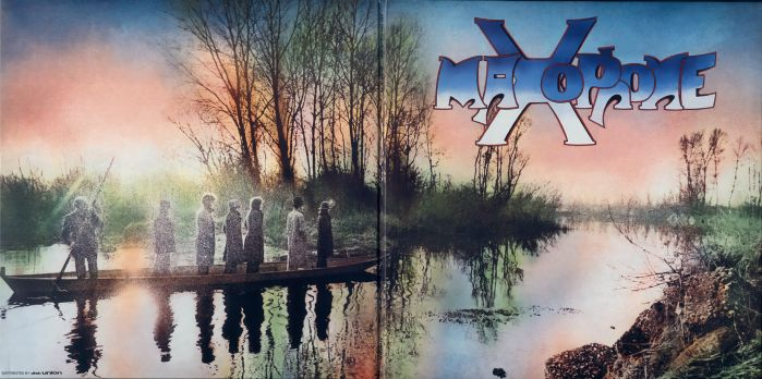 עטיפת האלבום של מקסופון
